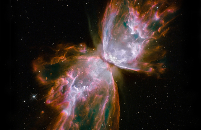 Những bức ảnh vũ trụ ấn tượng trong 60 năm lịch sử NASA