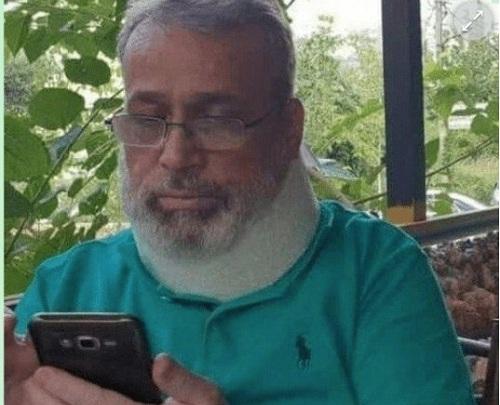 Nhà nghiên cứu vũ khí Syria Aziz Esber. Ảnh: Al Bawaba.