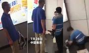 Giáo viên Trung Quốc gây phẫn nộ vì cho học sinh đại tiện ở ga tàu Hong Kong