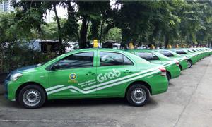 Xe Grab gắn mào taxi sẽ như hổ mọc thêm cánh?