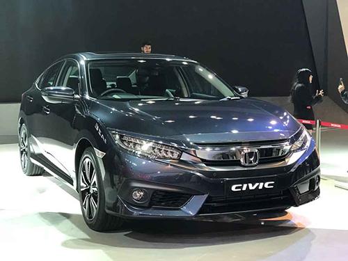 Honda Civic máy dầu bán tại Ấn Độ năm sau. Ảnh: gawaaddi.