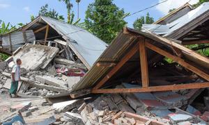 Người Việt ở Indonesia kể cảm giác như bị 'nuốt chửng' bởi động đất