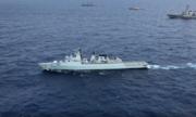 51 tàu chiến diễu hành kết thúc diễn tập RIMPAC 2018