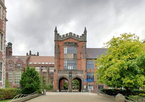 Hơn 4.000 sinh viên được thông báo nhầm rằng đã trúng tuyển Đại học Newcastle. Ảnh: Google Street View