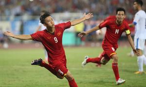 Việt Nam 1-1 Uzbekistan