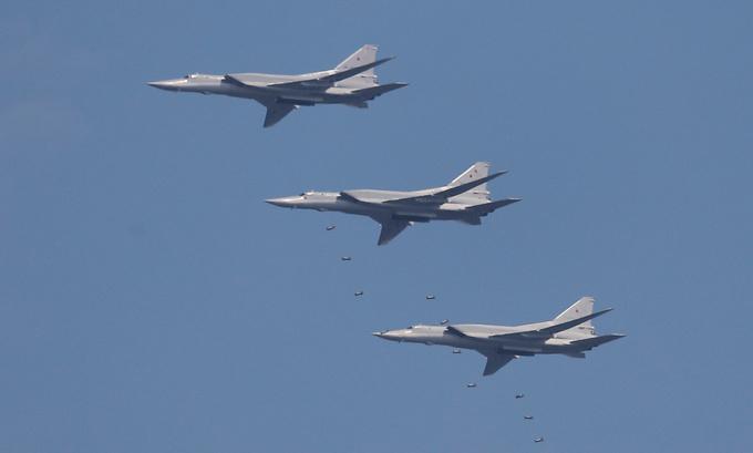 Tiêm kích Nga phô diễn sức mạnh tại giải đấu không quân quốc tế