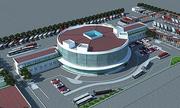 Bến xe Yên Sở được thiết kế 'hiện đại nhất cả nước'