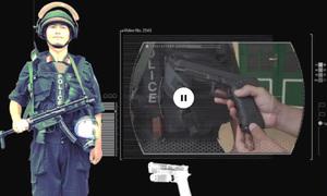 Đặc nhiệm đánh án ma túy ở Lóng Luông được trang bị vũ khí gì?