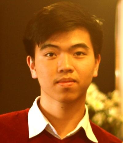 Lê Viết Lưu Thanh, nam sinh quê Kon Tum được 5 đại học Mỹ mời nhập học. Ảnh: Nhân vật cung cấp.