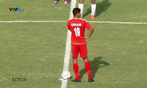 Oman 1-1 Palestine