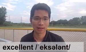 So sánh âm 'e' trong tiếng Anh và tiếng Việt