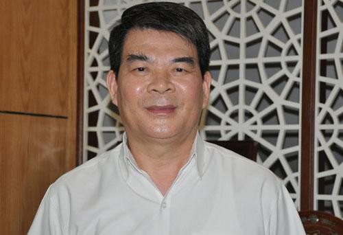 Ông Nguyễn Tiến Dĩnh, nguyên Thứ trưởng Bộ Nội vụ. Ảnh: VT.