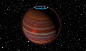 Hành tinh khổng lồ lang thang trong vũ trụ