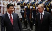 Báo Nga công kích sáng kiến Vành đai và Con đường của Trung Quốc