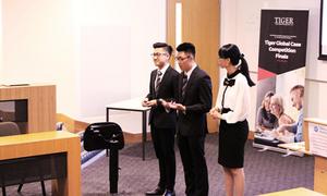 Học sinh Việt Nam lần đầu vô địch thế giới cuộc thi về kinh doanh