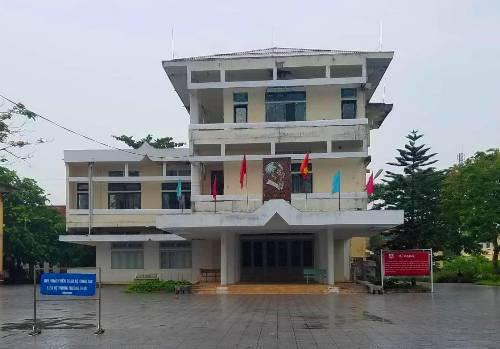 Trường Đại học Nghệ thuật (Đại học Huế). Ảnh: Võ Thạnh