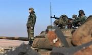 Quân đội Syria pháo kích dọn đường cho chiến dịch tấn công Idlib
