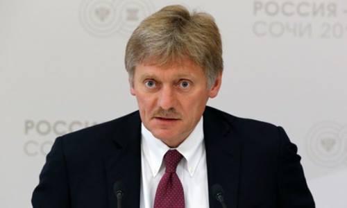 [Caption]Ảnh: Người phát ngôn Điện Kremlin Dmitry Peskov. Ảnh: Reuters.
