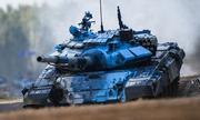 T-72 Nga sẽ so tài cùng Type-96B Trung Quốc trong chung kết Tank Biathlon 2018