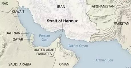 Eo biển Hormuz có vị trí quan trọng chiến lược đối với hoạt động hàng hải ở Vùng Vịnh. Đồ họa: UN.