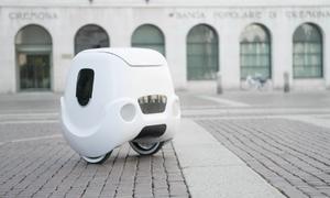 Robot giao hàng tự động