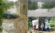 Lũ quét khiến 1.600 người sơ tán khẩn cấp ở Pháp