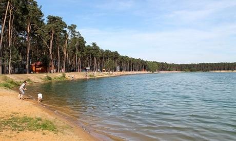 Hồ Lhota ở Cộng hòa Séc. Ảnh: Testovanonadetech.