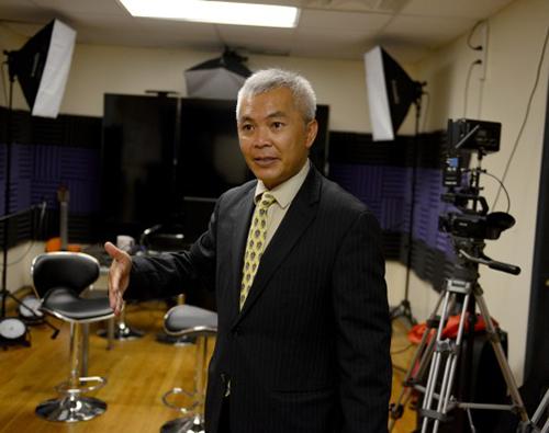 Ông Khang Nguyen, đại diện hội người Việt ở bang Massachusetts