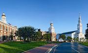 Triển lãm đại học Mỹ mùa thu 2018
