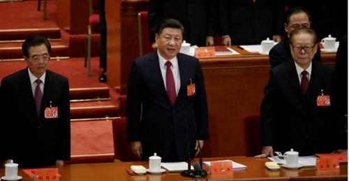 Vai trò của các cựu lãnh đạo Trung Quốc trong cuộc họp kín ở Bắc Đới Hà - 1
