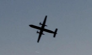 Nhân chứng thấy máy bay bị đánh cắp nhào lộn như biểu diễn trước khi rơi