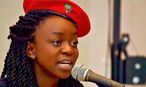 Khensani Maseko. Ảnh: CNN.