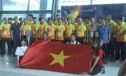 Đội tuyển Olympic Việt Nam có mặt tại Indonesia