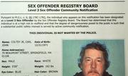 Hệ thống quản chế tội phạm xâm hại tình dục ở Mỹ