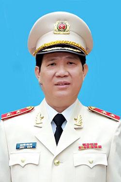 Trung tướng Nguyễn Văn Sơn, thứ trưởng Bộ Công an. Ảnh: Bộ Công an