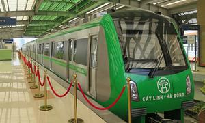 Tàu đường sắt trên cao Hà Nội chạy 35km/h là nhanh hay chậm?