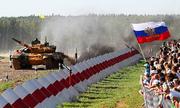 Nga vô địch tại chung kết giải đua xe tăng quốc tế