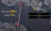 TP HCM xây cầu Long Kiểng mới sau 7 tháng bị sập
