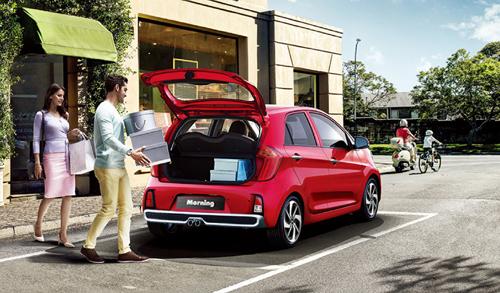 Kia Morning  mẫu xe phù hợp cho phụ nữ hiện đại - 2