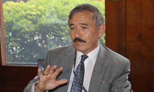 Đại sứ Mỹ tại Hàn Quốc Harry Harris. Ảnh: Yonhap.