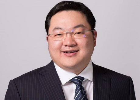Jho Low khi còn làm cố vấn cho quỹ 1MDB. Ảnh: Strait Times.