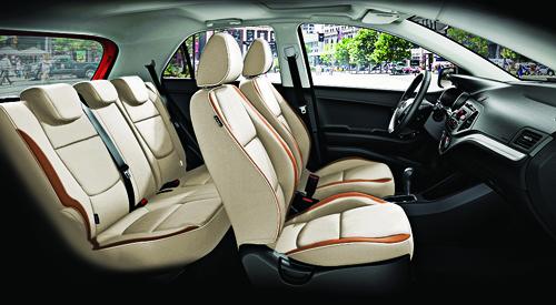 Kia Morning  mẫu xe phù hợp cho phụ nữ hiện đại - 1