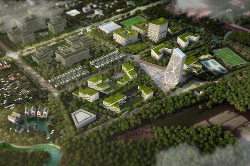 Dự án tại Cần Thơcó vốn đầu tư lên đến 2.000 tỷ đồng, quy mô trên 170.000m2.