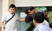 Nam thanh niên cầm dao cướp ngân hàng ở Sài Gòn