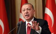 Tổng thống Thổ Nhĩ Kỳ cáo buộc Mỹ tìm cách 'đâm sau lưng'