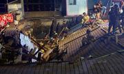 Sập sàn gỗ trong nhạc hội ở Tây Ban Nha, 300 người bị thương