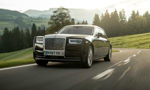 Vì sao tên xe Rolls-Royce toàn liên quan đến 'ma'?