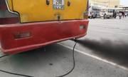 Hà Nội kiểm tra đột xuất khí thải xe khách