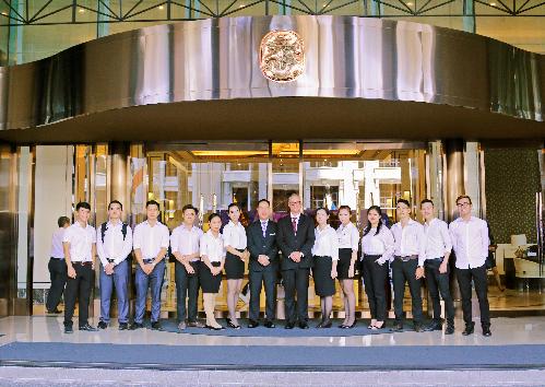 Sinh viên chương trình BTEC được nhiều công ty nước ngoài tuyển dụng.