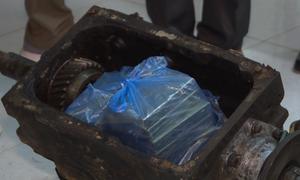 Người phụ nữ vận chuyển 22 bánh heroin với tiền công 50 triệu đồng